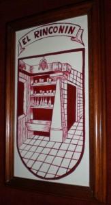 """El escudo de """"El Rinconín"""""""