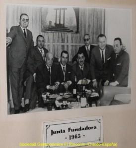 Junta Fundadora 1965