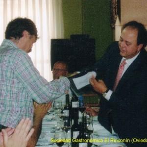 D. José Luís Cogorro (hijo de D. Leandro Cogorro)