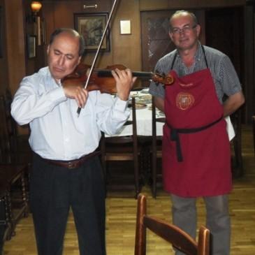 El Rinconín y la música del Cuarteto Kopelman