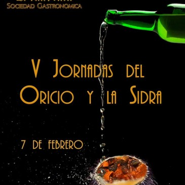 V Jornadas del Oricio y la Sidra