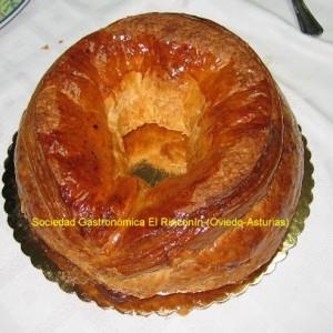 Roscón de Reyes de la Confitería Camilo de Blas