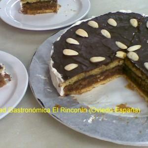 Tarta Sacher del Rincón